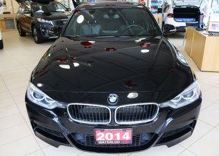 2014 BMW 335i XDrive Sedan