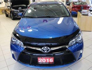 2016 Toyota Camry SE NAVI/ROOF/PUSH START