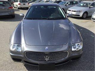 2005 Maserati Quattroporte Duo