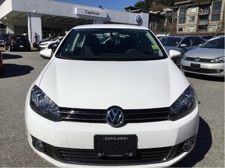 2012 Volkswagen Golf 5-Dr TDI Comfortline at Tip