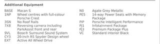 Porsche Macan S V6 TURBO+PREMIUM PACK PLUS+20