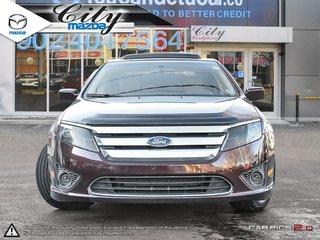 2012 Ford Fusion SE SUN + SOUND