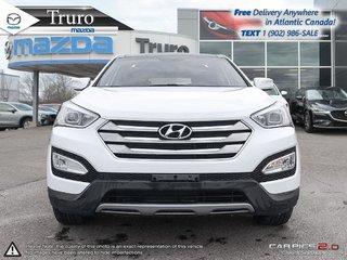 2013 Hyundai Santa Fe 2.0T! LEATHER! PANO ROOF! NEW TIRES! NEW BRAKES!