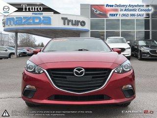 2014 Mazda Mazda3 ONLY 62K! HEATED SEATS! REVERSE CAM! ALLOY WHEELS!