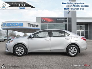 2014 Toyota Corolla $43/WK TAX IN! MANUAL! NEW TIRES! NEW BRAKES!