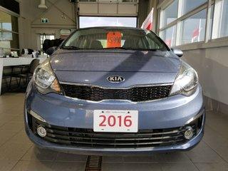 2016 Kia Rio EX with Sunroof