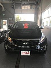 2014 Kia Sportage 2.4L LX FWD at