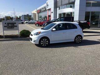 2018 Nissan Micra 1.6 SR at (2)