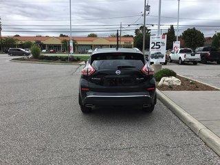2018 Nissan Murano SL AWD CVT