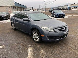 2011 Mazda Mazda6 GS at