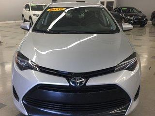 2017 Toyota Corolla COROLLA/S/LE