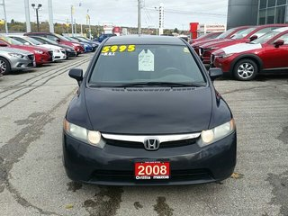2008 Honda Civic ***NEW PRICE***AM/FM RADIO-AC