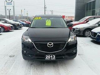 2013 Mazda CX-9 AWD-LEATHER-NAV-ROOF-3RD ROW
