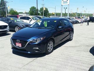 2015 Mazda Mazda3 ***NEW PRICE***SPORT Auto LOW KMS CLEAN CARPROOF