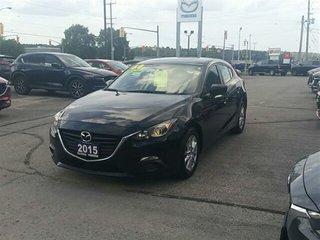 2015 Mazda Mazda3 GS SKY-HEATED SEATS-BACKUP CAMERA