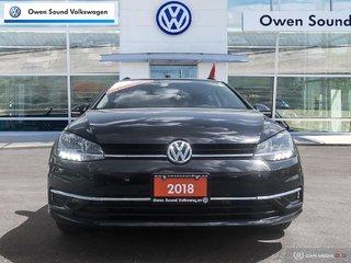 2018 Volkswagen Golf Sportwagen 1.8T Trendline 6sp at w/Tip