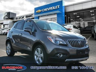 2015 Buick Encore AWD Leather  - Certified - $146.56 B/W