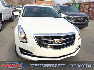 Cadillac ATS 2.0 Turbo  - Sunroof - $287.54 B/W 2018
