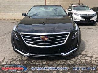 2018 Cadillac CT6 Luxury  - $491.03 B/W