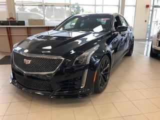 2019 Cadillac CTS-V Base  - Leather Seats - Sunroof