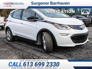 Chevrolet Bolt EV LT  - Navigation -  Heated Seats - $297.60 B/W 2019