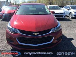 Chevrolet Cruze LT  - Bluetooth -  Heated Seats 2018