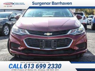 2018 Chevrolet Cruze LT  - $147.02 B/W