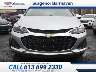 2019 Chevrolet Cruze LT  - Heated Seats -  Bluetooth - $140.50 B/W