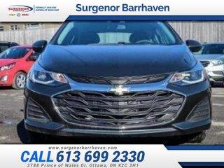 2019 Chevrolet Cruze LT  - $155 B/W