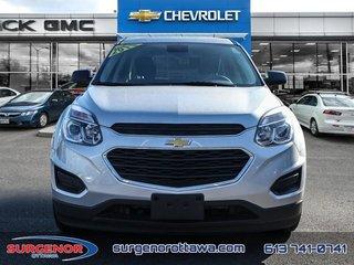 2017 Chevrolet Equinox LS  - Bluetooth -  OnStar