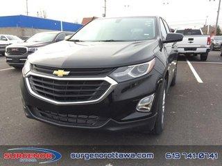 2018 Chevrolet Equinox LT  - Bluetooth -  Heated Seats