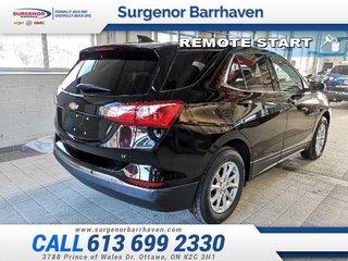 2018 Chevrolet Equinox LT  - Certified - Bluetooth - $166.49 B/W