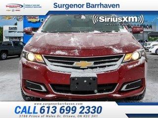 Chevrolet Impala 2LT  - Bluetooth -  SiriusXM - $117.99 B/W 2014