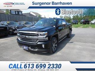 Chevrolet Silverado 1500 High Country  - Navigation - $303 B/W 2017
