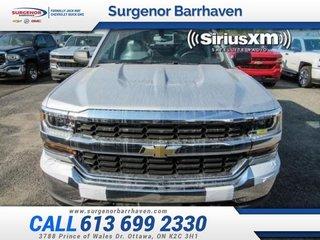 Chevrolet Silverado 1500 LS  - MyLink -  Bluetooth - $289.11 B/W 2018
