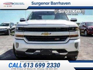 Chevrolet Silverado 1500 LT  - Z71 - $395.52 B/W 2018