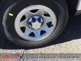 Chevrolet Silverado 1500 Work Truck  - Cruise Control 2018