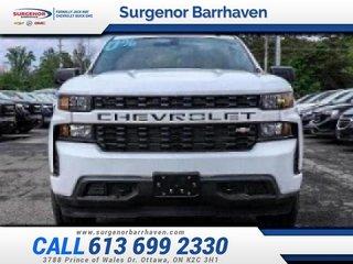 Chevrolet Silverado 1500 Custom  - $278 B/W 2019