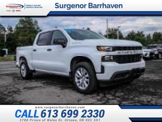 2019 Chevrolet Silverado 1500 Custom  - $278 B/W