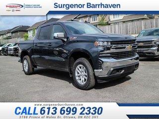 Chevrolet Silverado 1500 LT  - $324 B/W 2019