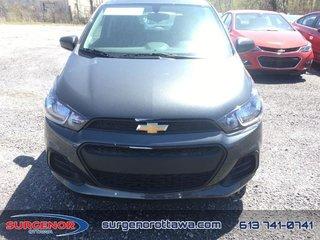 2018 Chevrolet Spark LS  - Bluetooth -  MyLink - $106.97 B/W