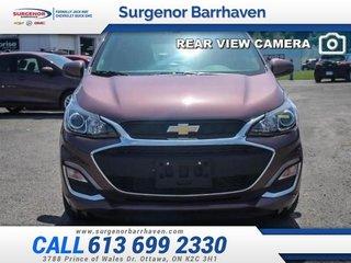 2019 Chevrolet Spark 1LT  - Android Auto -  Apple CarPlay - $109.24 B/W