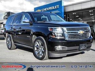 Chevrolet Tahoe 4x4 LTZ  - $305.46 B/W 2015