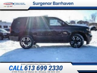 2019 Chevrolet Tahoe Premier  - RST Edition - Sunroof