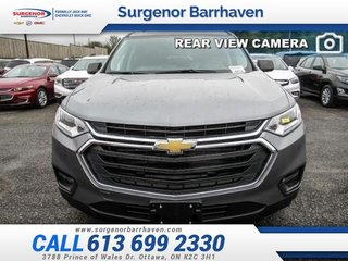 Chevrolet Traverse LS  - Bluetooth -  OnStar - $245.65 B/W 2018