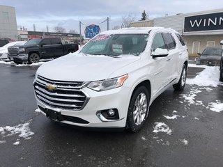 2018 Chevrolet Traverse High Country  - $411.15 B/W