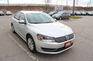 2012 Volkswagen Passat Trendline 2.5 6sp at w/ Tip