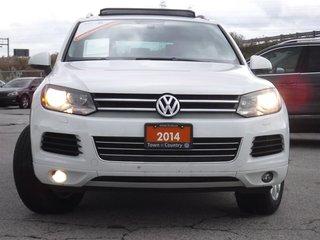 2014 Volkswagen Touareg Comfortline 3.6L 8sp at Tip 4M