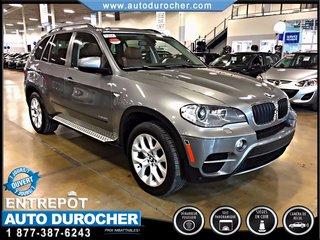 BMW X5 CUIR CAMERA DE RECUL TOIT PANORAMIQUE 2013