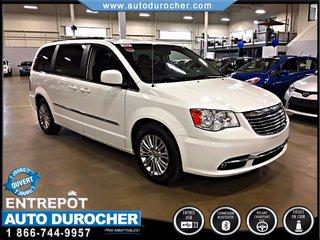 Chrysler Town & Country AUTOMATIQUE CUIR CAMERA DE RECUL , BLUETOOTH 2015
